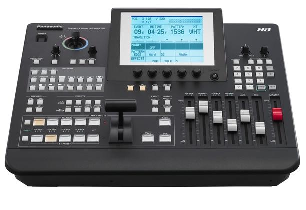 AG-HMX100E