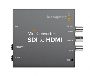 Blackmagicdesign MINI Converter SDI to HDMI 컨버터