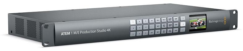 ATEM 1 M/E Production Studio 4K