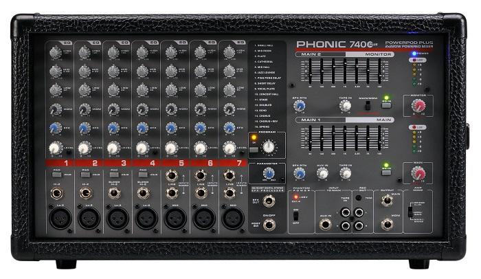 POWERPOD 740 PLUS